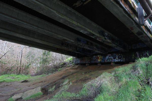 Underneaththebridge